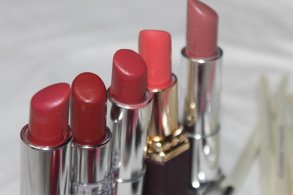 Lipstick, Makeup, Woman, Make-up, Color, Mouth, Polish