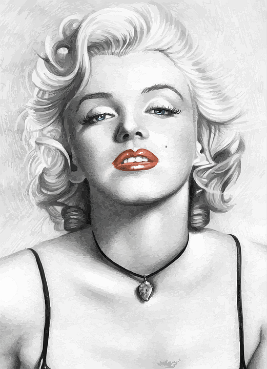 Marilyn Monroe, Actress, Cinema, Woman