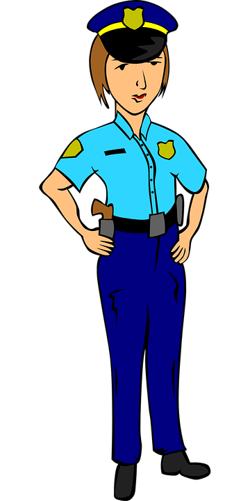 Police, Officer, Police Officer, People, Woman, Uniform