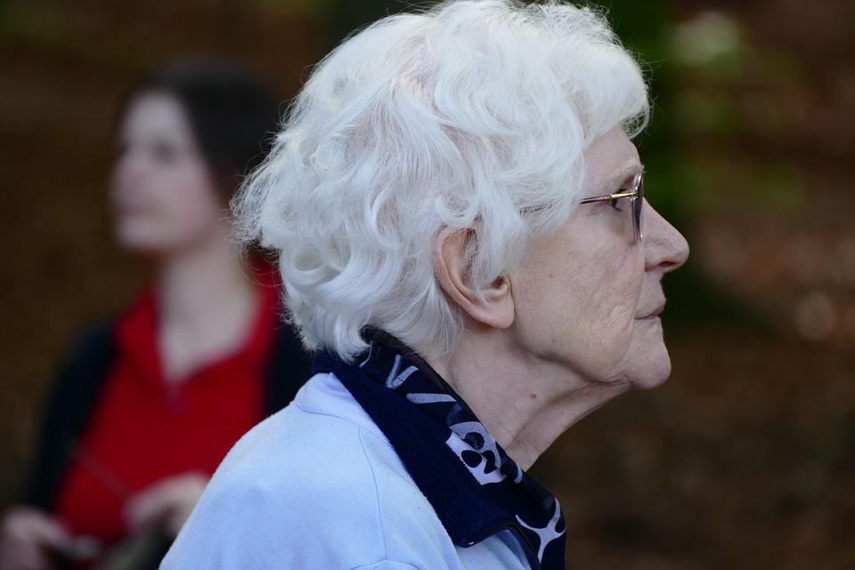 Old Woman, Grandma, Old, Face, Woman, Elderly Woman