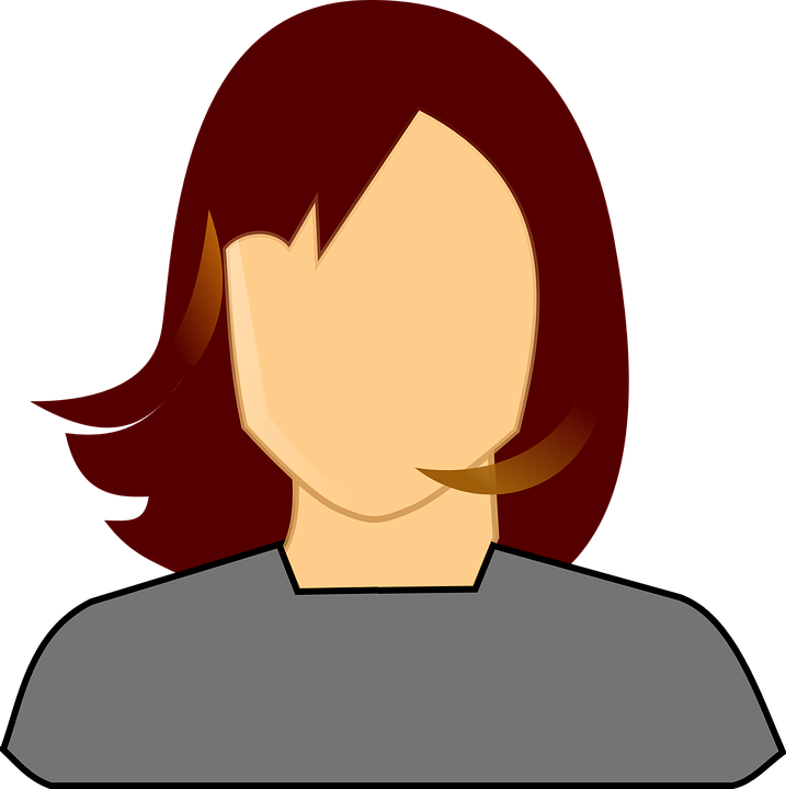 Woman, Redhead, Female, Person, Girl, People, Avatar