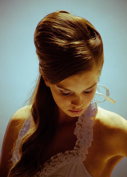Model, Woman, Person, Facial, Portrait