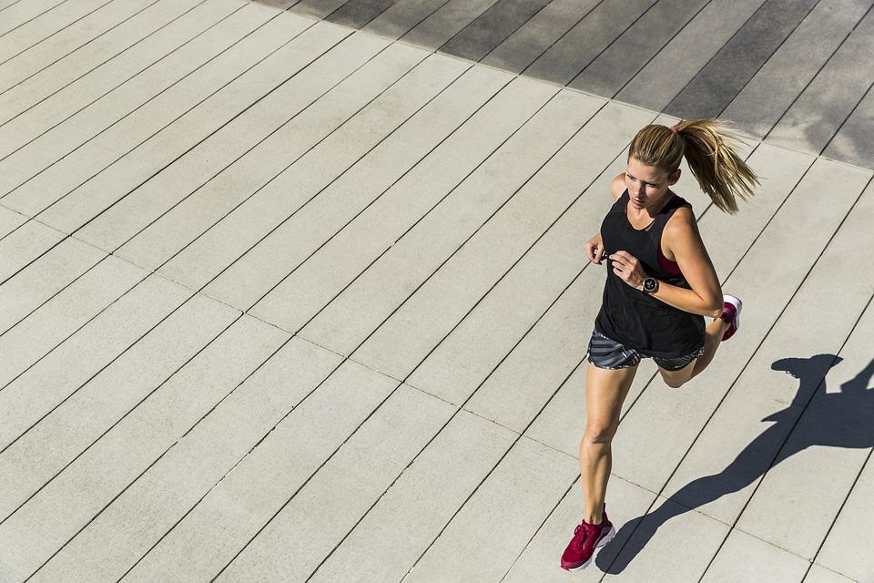 Running, Woman, Fitness, Runner, Jogging, Exercise