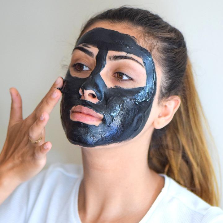 Woman, Mask, Schoonheidsmasker, People, Eyes, Face Mask