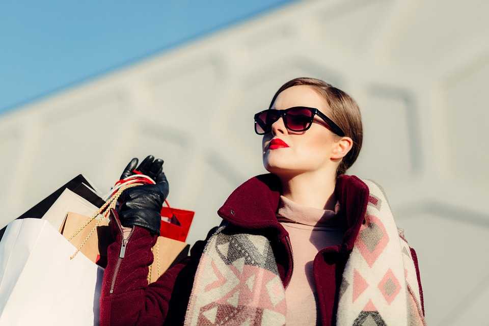 People, Woman, Girl, Female, Shopping, Fashion