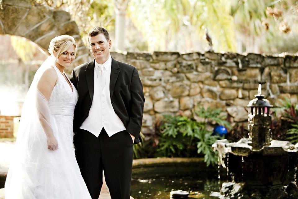 Bride, Groom, Wedding, Couple, Love, Man, Woman