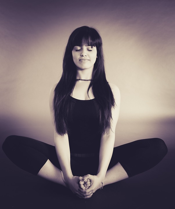 Person, Woman, Relaxation, Relaxing, Yoga, Meditation