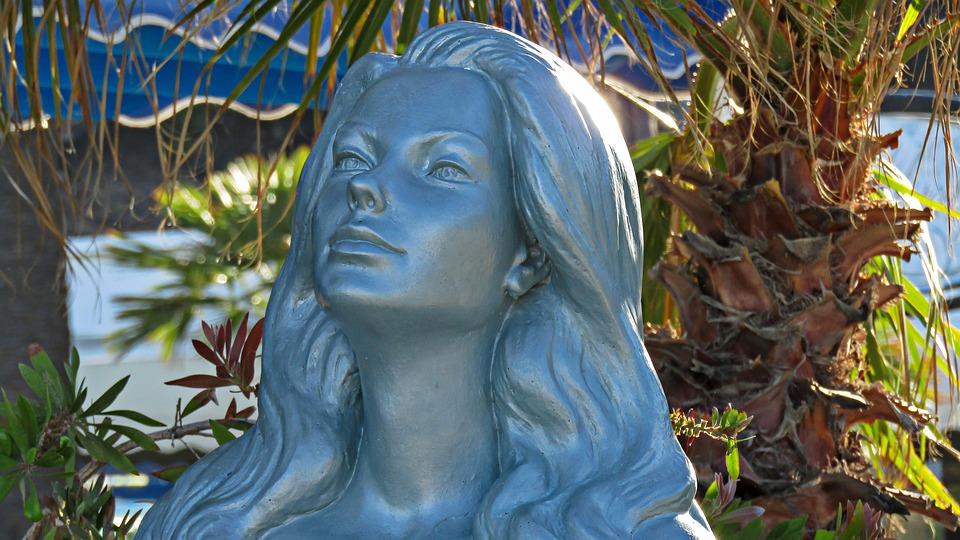 Statue, Sculpture, Form, Figure, Women, Architecture