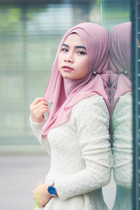 Asian, Women, Hijab, Female, Young, Lifestyle, Girl