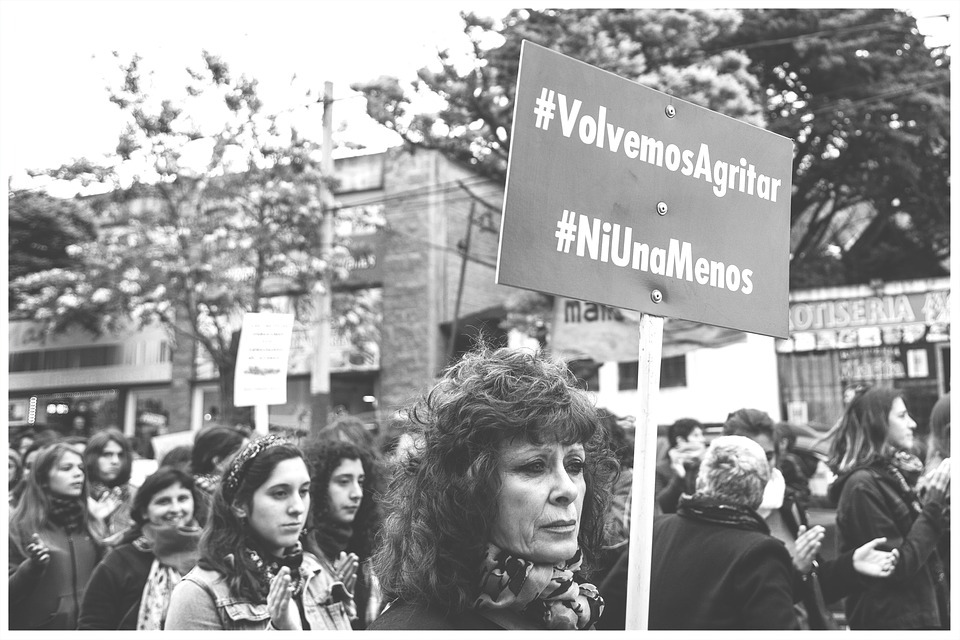 Women In Struggle, Live We Want To, Or A Less, Feminism