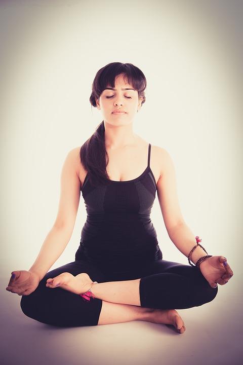 Yoga, Pose, Women, Female, Meditation, Yoga Poses