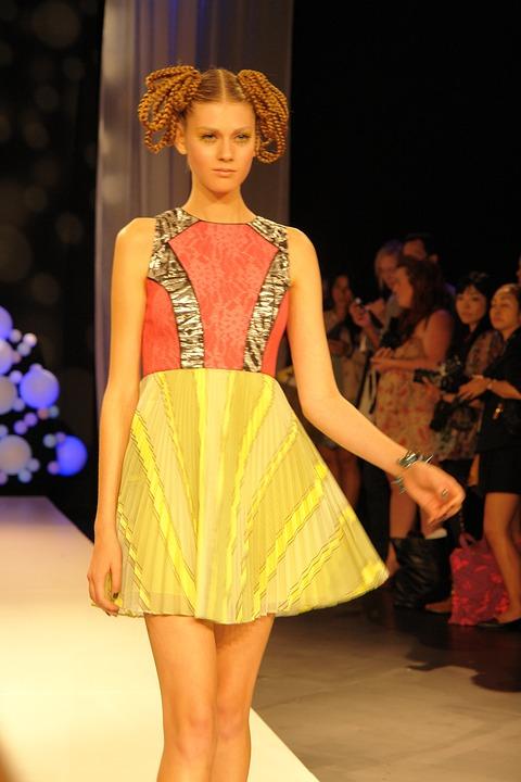 New York Fashion Week, New York, Women, Model, Clothing