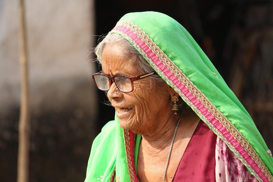 Old Women, Old Lady, Old, Women, People, Portrait