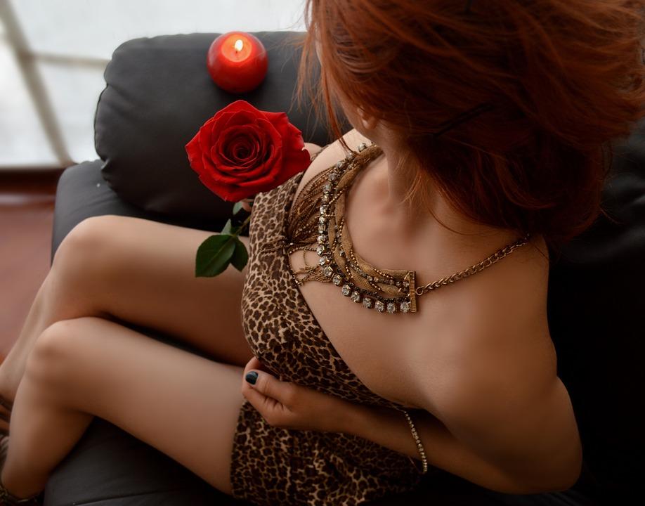 Women, Redhead, Peliroja, Attractive, Sensual