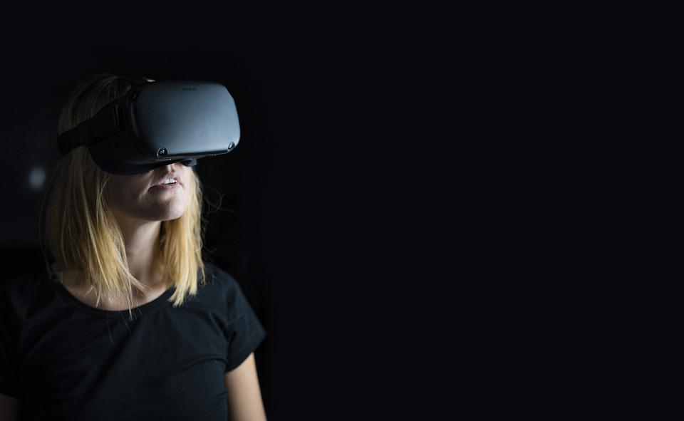 Virtual Reality, Women, Women In Technology, Technology