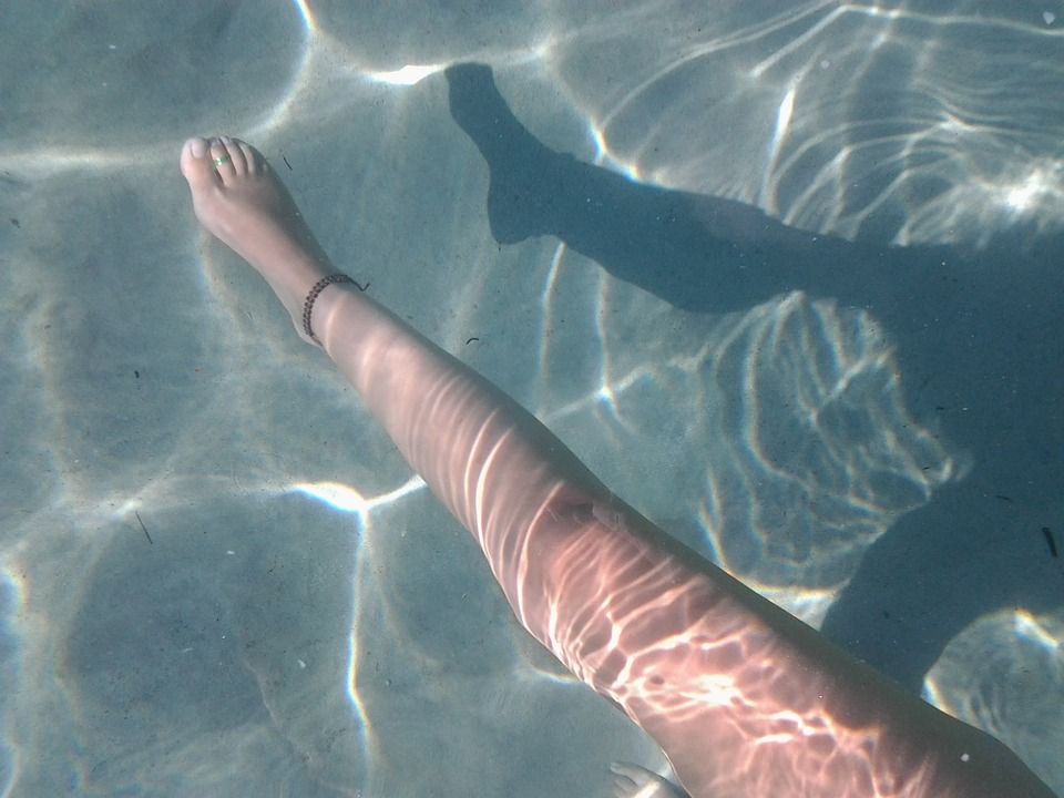 Leg, Ibiza, Water, Girl, Women