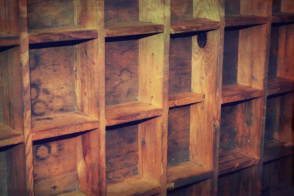 Shelf, Old, Old Fashioned, Antique, Wood, Wood Fan