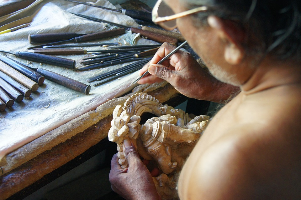 Human, Craft, Arts Crafts, Tool, Work, Wood