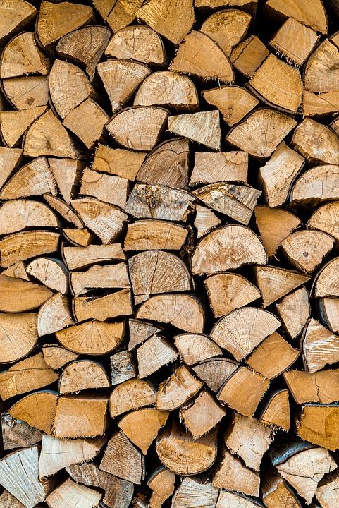 Wood, Firewood, Timber, Logs, Block Of Wood