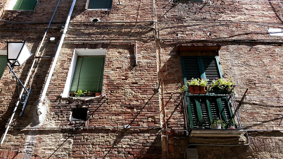 Old, House, Architecture, Brick, Building, Wall, Wood