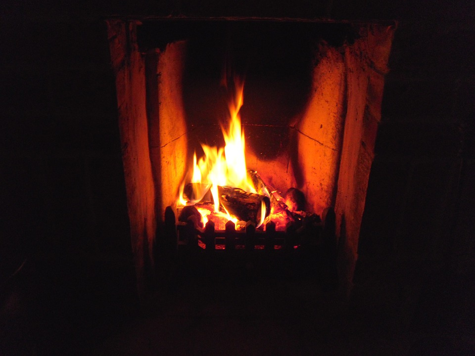Fire, Open, Burning, Wood, Night, Time, Warm, Glow