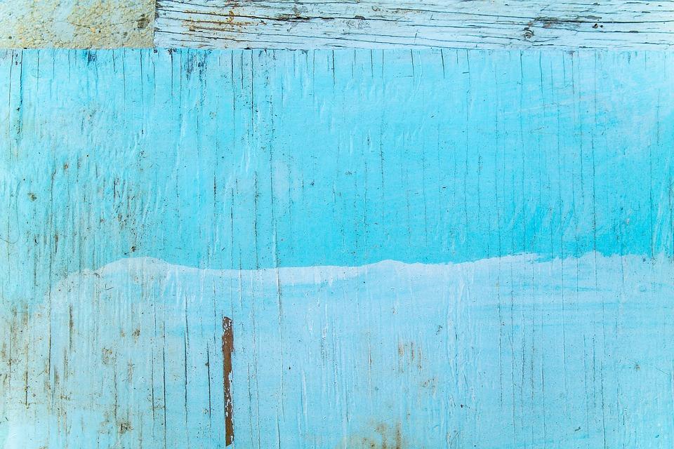 Blue, Wood, Textures, Texture, Beach, Color, Colorful