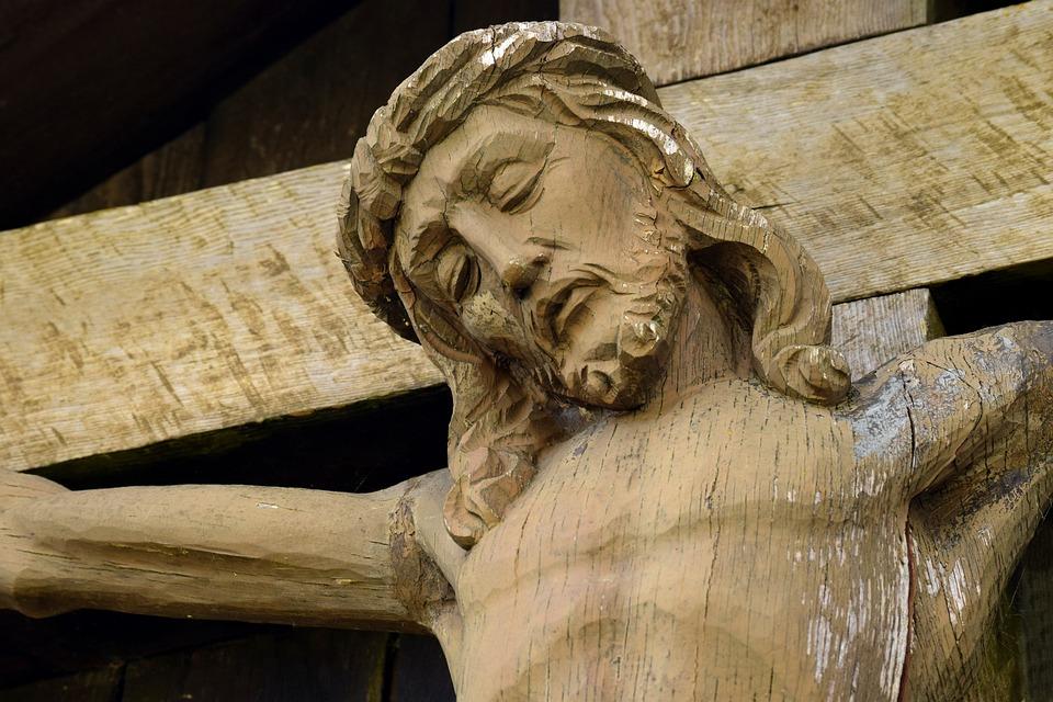 Cross, Wooden Cross, Weathered, Wood, Faith
