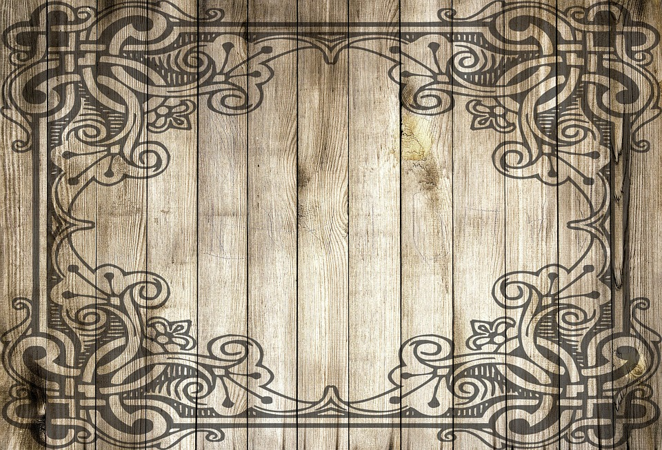 Free photo Wood Decoration Outline Boards Frame Texture Max Pixel