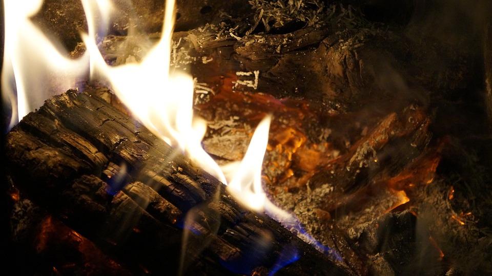 Fire, Burn, Flame, Campfire, Wood Fire, Heat, Night