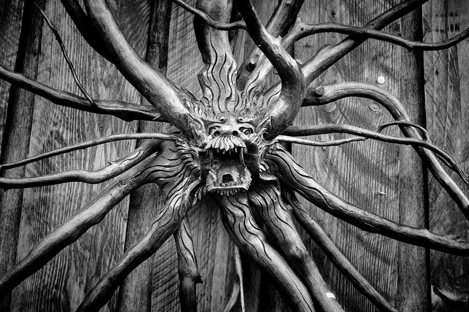 Wood, Sculpture, Wood Carving, Holzfigur, Fash