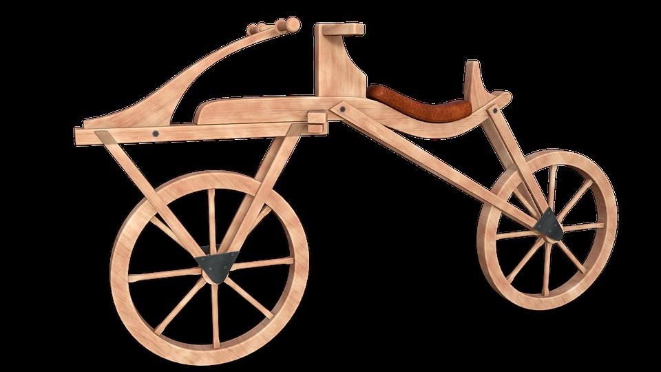 Impeller, Wood, Middle Ages, Wooden Frames