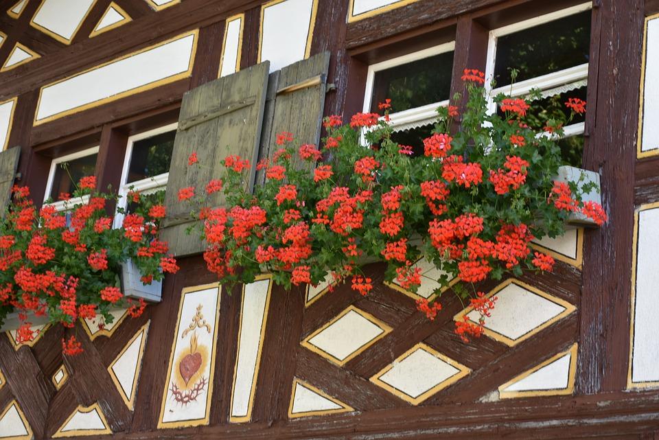 Window Decorations, Historic Home, Nostalgic, Wood