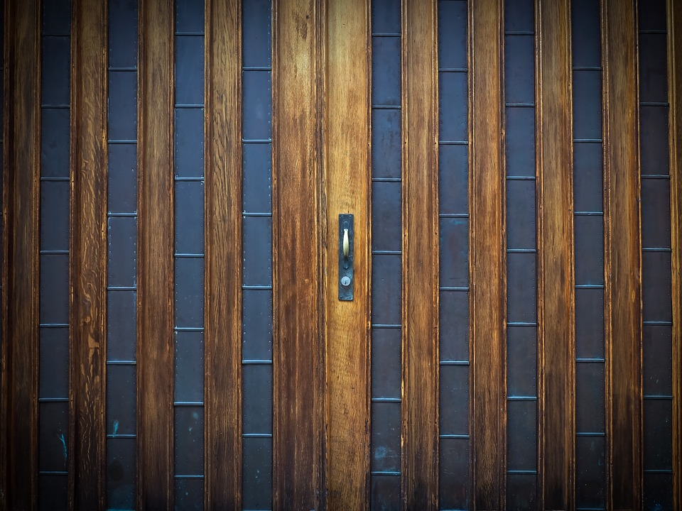 Goal, Gateway, Wood, Ornament, Garage Door, Old, Exit