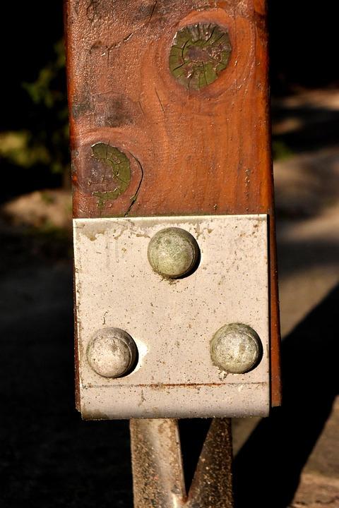 Wood, Expression, Old, Knar, Shadow, Metal, Brown