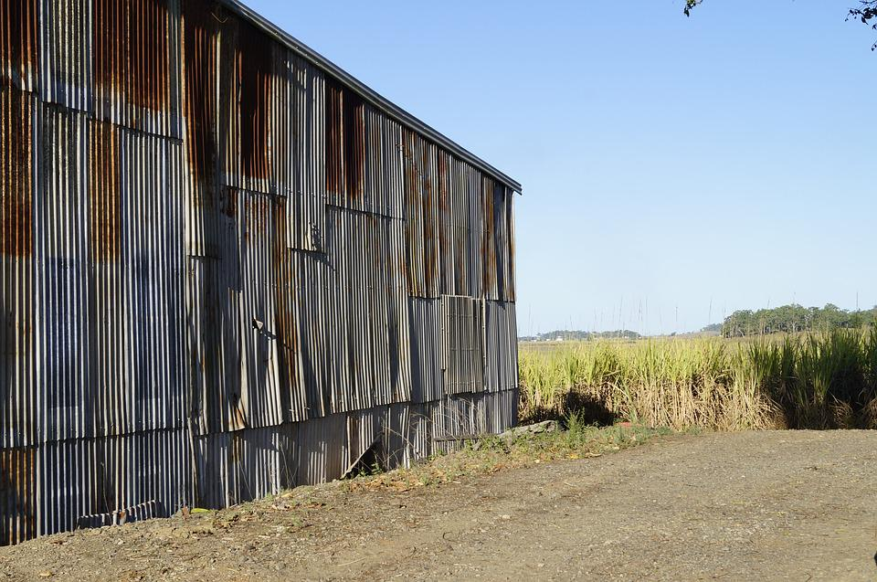 Outdoors, Wood, Nature, Corrugation, Shed