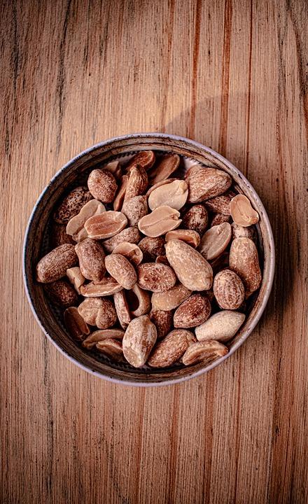 Peanut, Wood, Peanuts, Deco, Nuts, Decoration, Nature