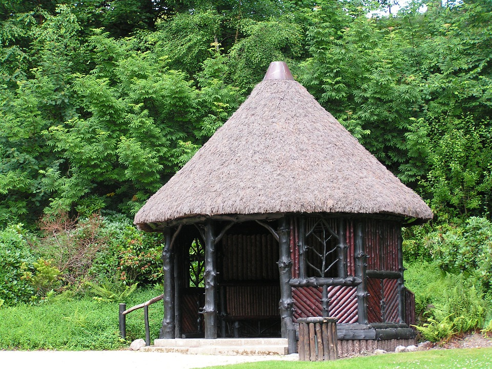 Gazebo, Wood, Scotland