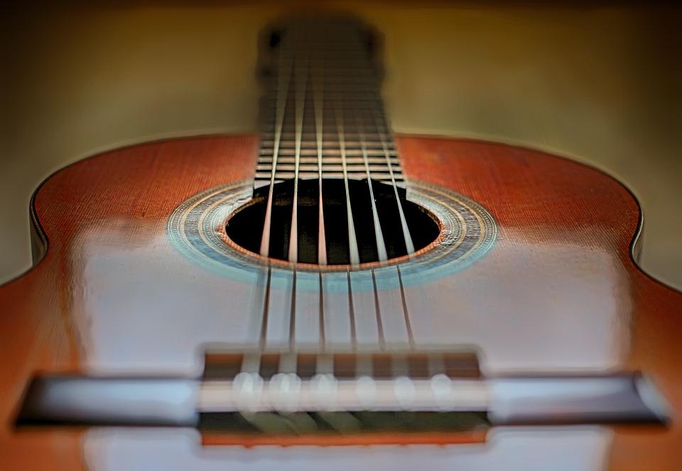 Guitar, Strings, Wood, Music Instrument, Set