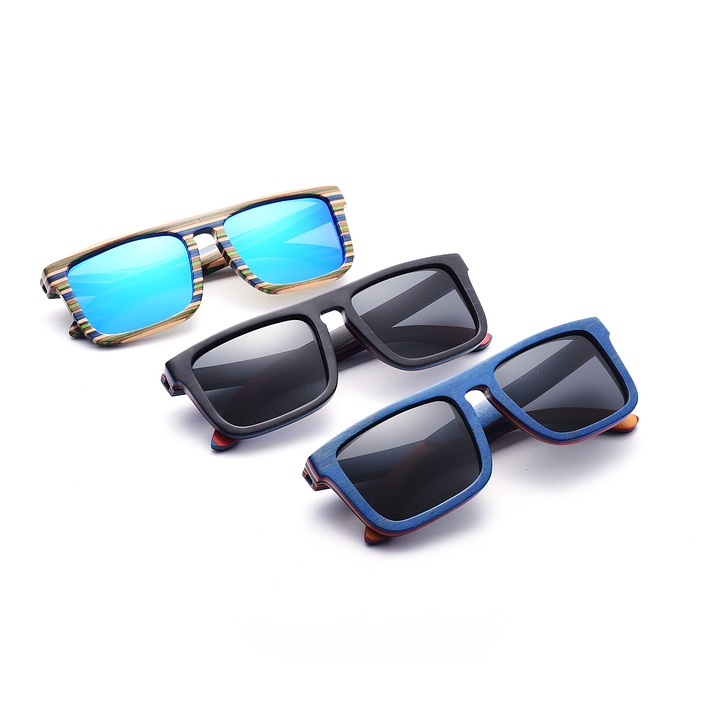 Wood Sunglasses, Polarized Sunglasses