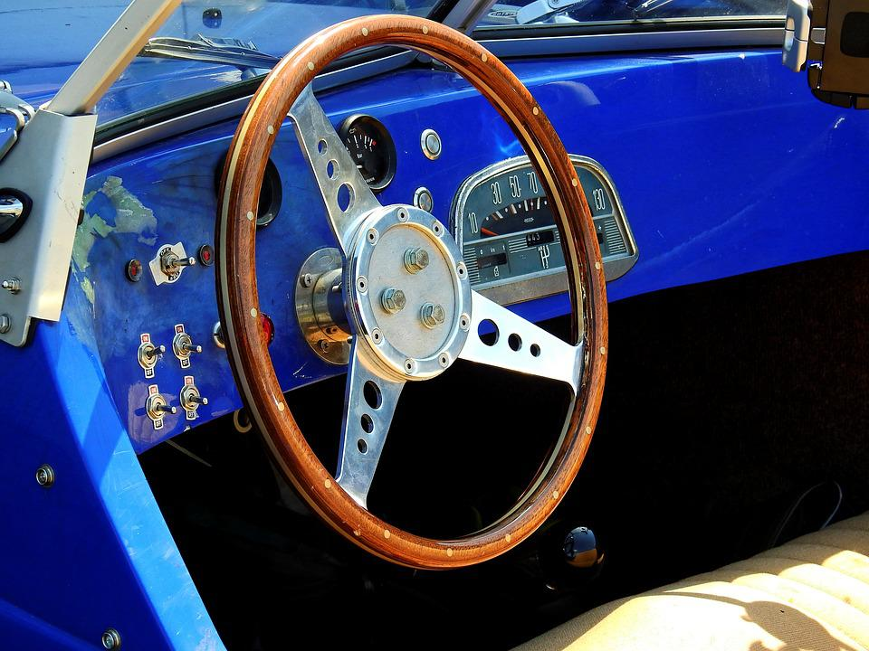 Free Photo Wood Vehicle Steering Wheel Auto Old Antique Max Pixel