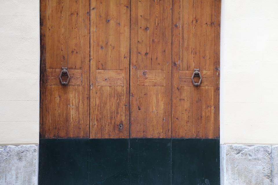 Door, Wood, Decorative, Wooden, Architecture, Entrance