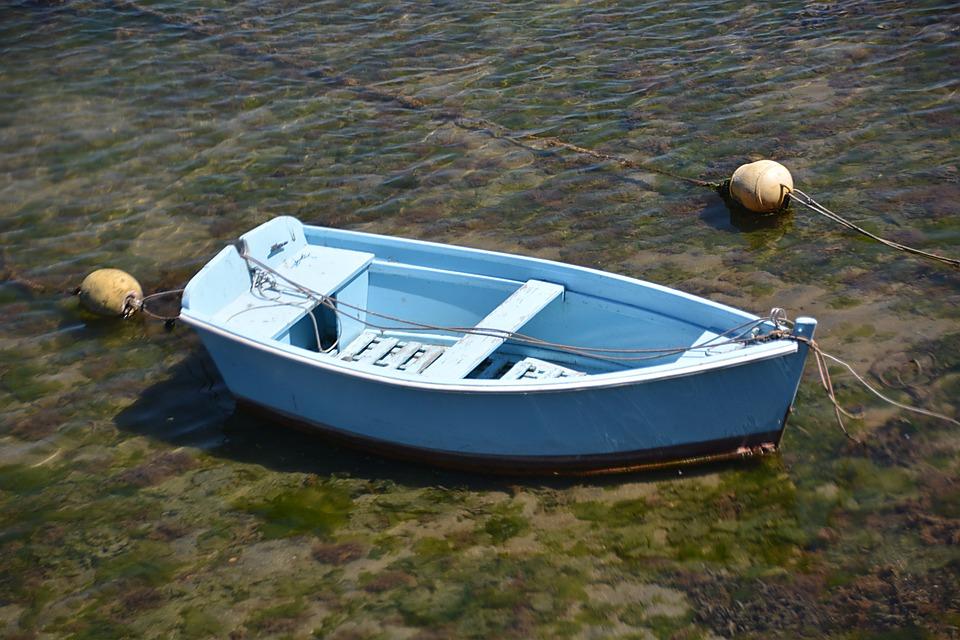 Boat, Transport, Water, Wooden Boat, Fishermen, Fishing