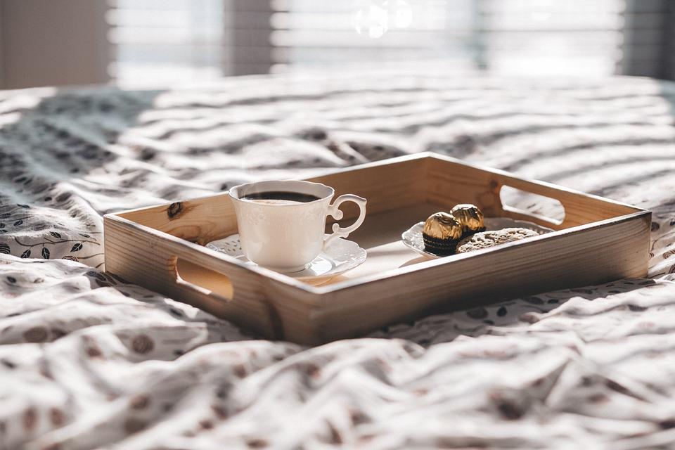 Chocolate, Food, Sweets, Coffee, Drink, Wooden, Tray