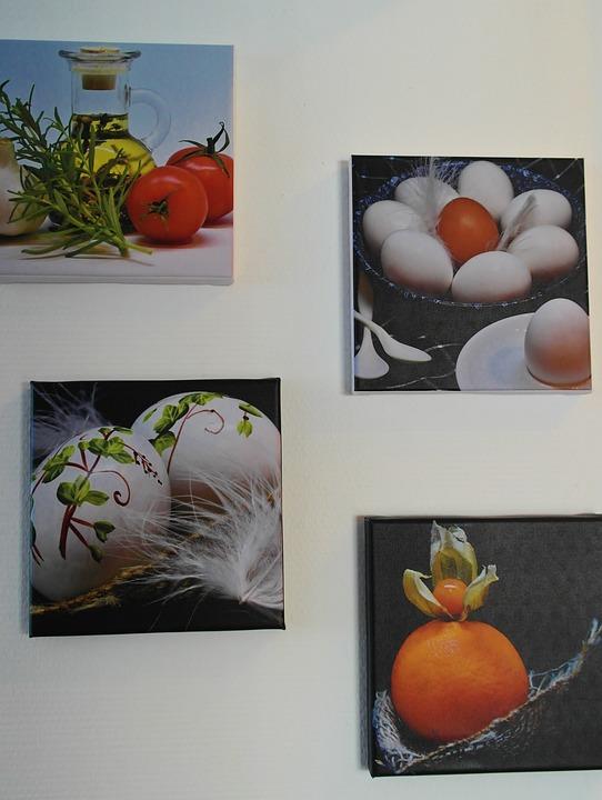 Picture Frame, Food, Outline, Decor, Wooden Frame