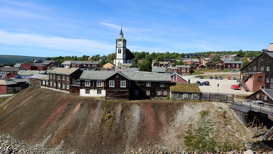 Upper Town, Mining, Historical Houses, Wooden Houses