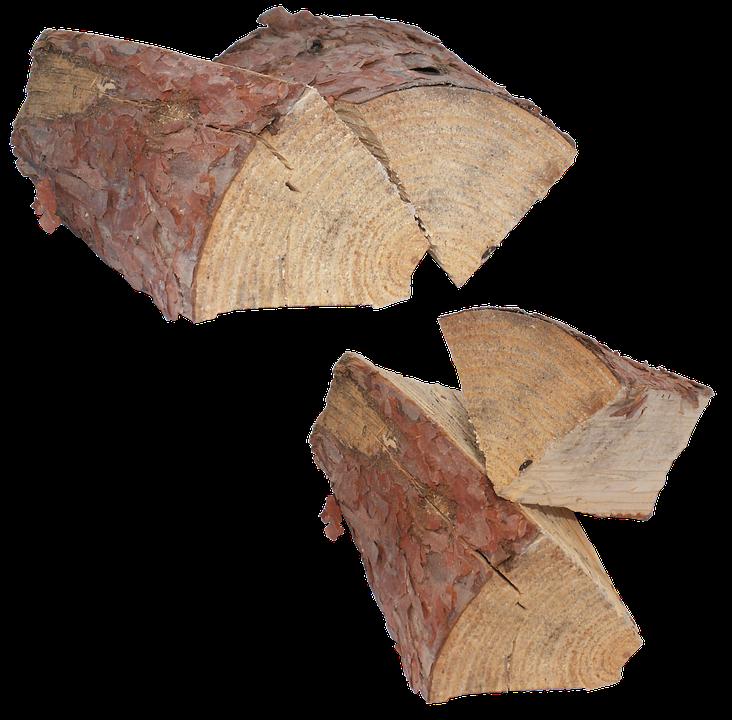 Pine, Wood Chips, Logs, Wood, Wooden Logs