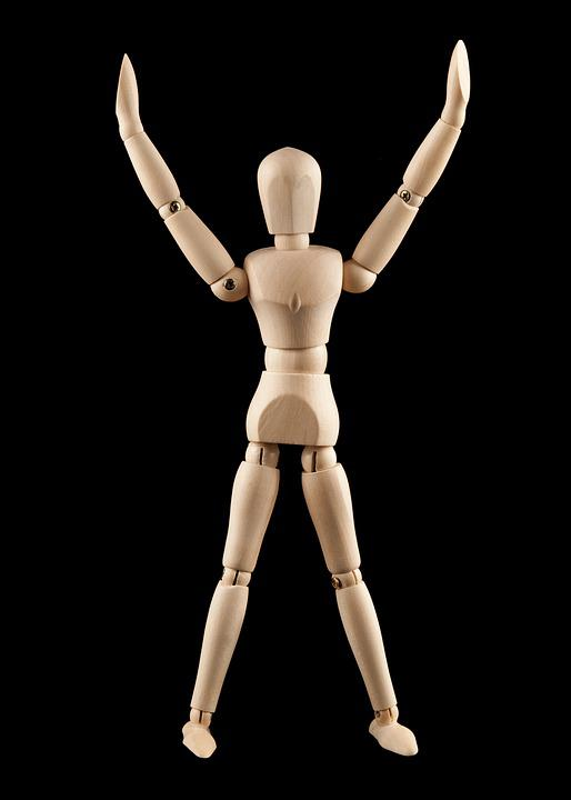 Wooden Mannequin, Puppet, Man, Wooden Figurine
