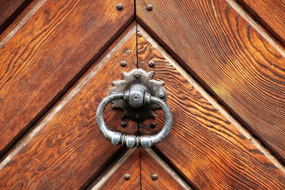 Wooden, The Door, Old, Model, Architecture, Texture
