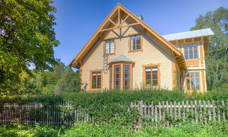 Sweden, House, Wooden, Stockholm, Architecture
