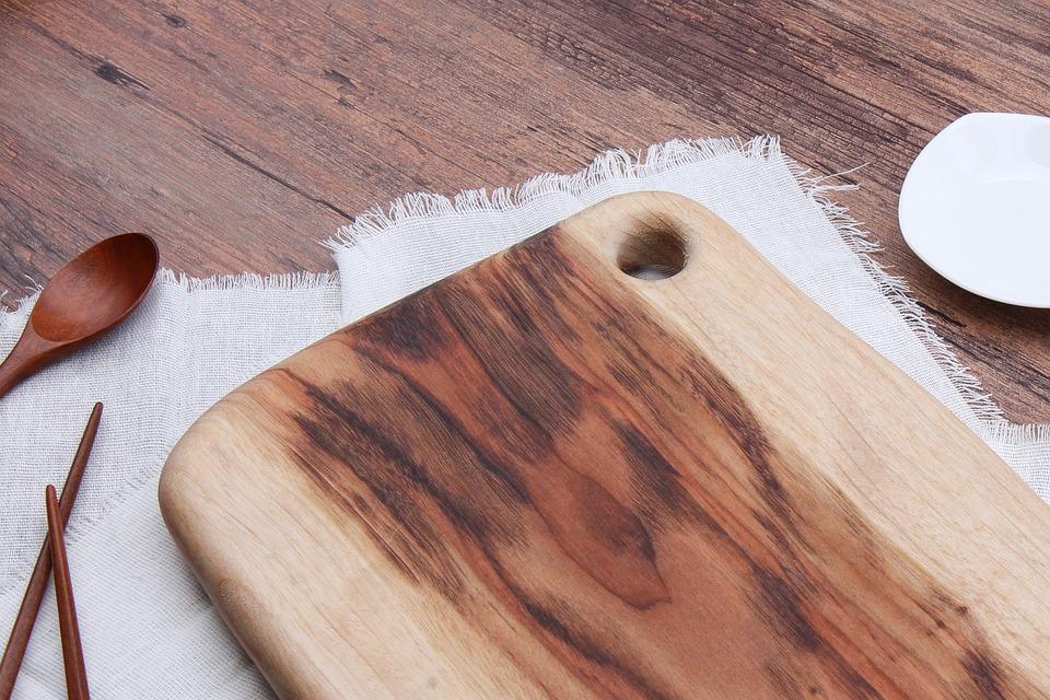 Thomas, Wooden Table, Kitchen